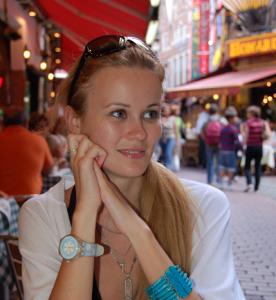 Iryna Vilkhova