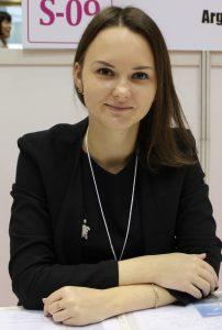 Ксения Хрусталёва
