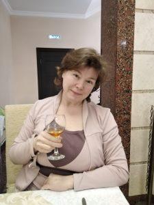 Светлана Порошина